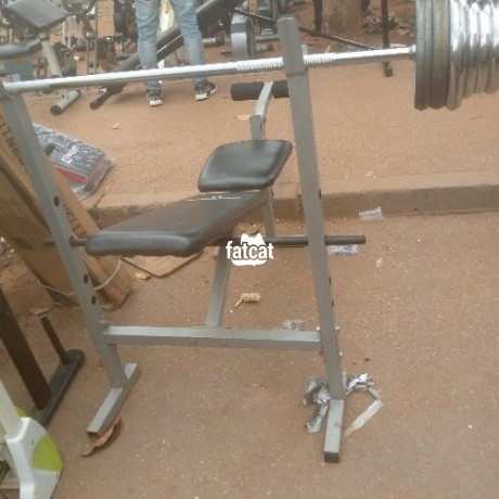 Classified Ads In Nigeria, Best Post Free Ads - weight-lifting-equipment-big-1