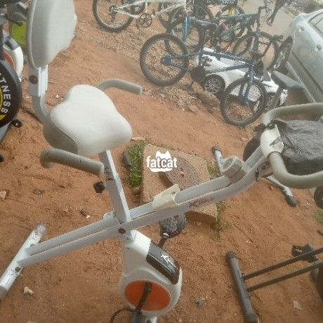 Classified Ads In Nigeria, Best Post Free Ads - foreign-used-sean-lee-exercise-workout-bike-big-0