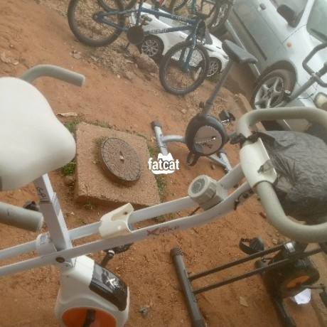 Classified Ads In Nigeria, Best Post Free Ads - foreign-used-sean-lee-exercise-workout-bike-big-1