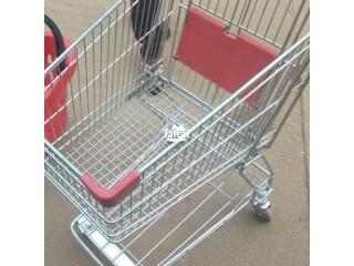 Affordable Basket Trolley