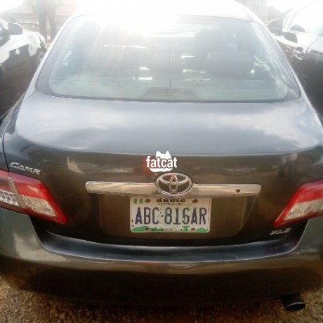 Classified Ads In Nigeria, Best Post Free Ads - used-toyota-camry-2010-big-2