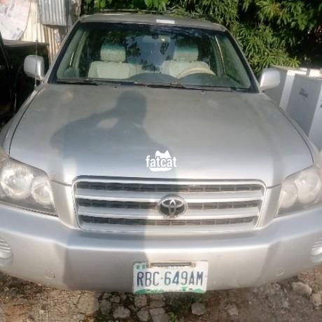 Classified Ads In Nigeria, Best Post Free Ads - used-toyota-highlander-2003-big-0