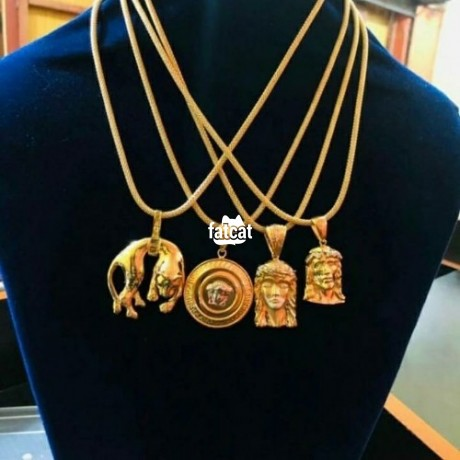 Classified Ads In Nigeria, Best Post Free Ads - 18-karat-pure-real-gold-jewelries-big-1