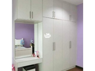 Classified Ads In Nigeria, Best Post Free Ads -Four doors input wardrobe for sale