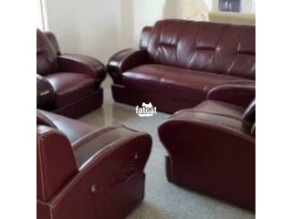 Classified Ads In Nigeria, Best Post Free Ads -Quality leather seven seater's chairs for sale