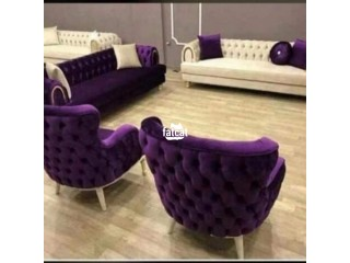 Classified Ads In Nigeria, Best Post Free Ads -Affordable seven seater's chairs set for sale