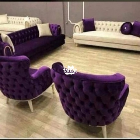 Classified Ads In Nigeria, Best Post Free Ads - affordable-seven-seaters-chairs-set-big-0