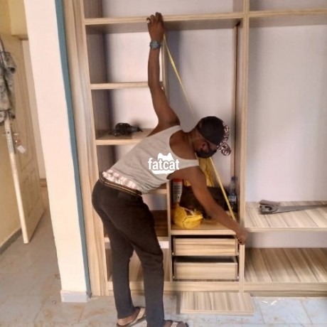 Classified Ads In Nigeria, Best Post Free Ads - contact-me-for-wardrobe-carpentry-services-big-1
