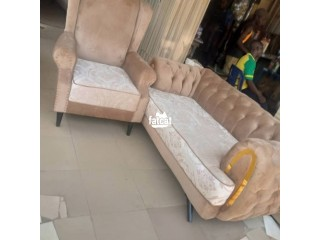 Classified Ads In Nigeria, Best Post Free Ads -Seven seater's chairs set for sale