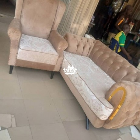 Classified Ads In Nigeria, Best Post Free Ads - seven-seaters-chairs-set-big-0