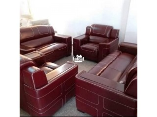 Classified Ads In Nigeria, Best Post Free Ads -Quality seven seater's leather chairs set for sale