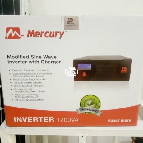 Classified Ads In Nigeria, Best Post Free Ads - 1200va-inverter-with-charger-big-0