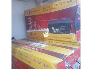 200AH 12V Crystal Plus Battery