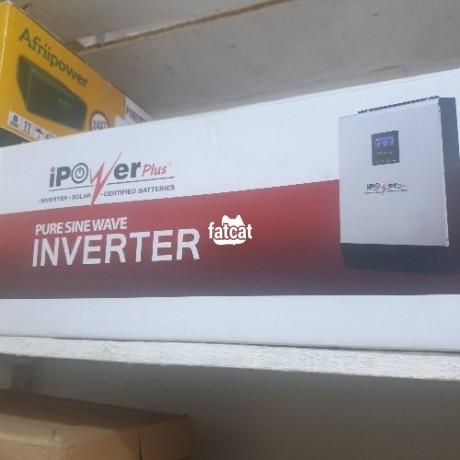 Classified Ads In Nigeria, Best Post Free Ads - 5kva-48v-ipower-hybrid-inverter-big-0