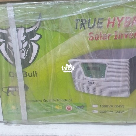Classified Ads In Nigeria, Best Post Free Ads - 25kva-24v-de-bull-hybrid-inverter-big-0