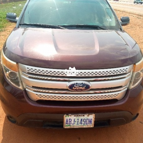 Classified Ads In Nigeria, Best Post Free Ads - used-ford-explorer-2012-big-0