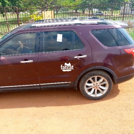 Classified Ads In Nigeria, Best Post Free Ads - used-ford-explorer-2012-big-2