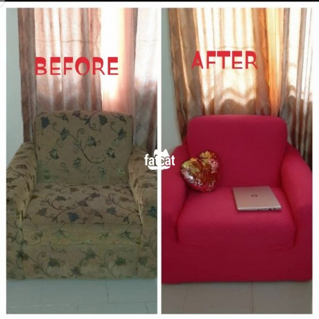 Classified Ads In Nigeria, Best Post Free Ads - stretchy-sofa-cover-in-surulere-lagos-for-sale-big-1