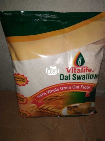 Classified Ads In Nigeria, Best Post Free Ads - 14kg-oat-flour-in-ikeja-lagos-for-sale-big-0