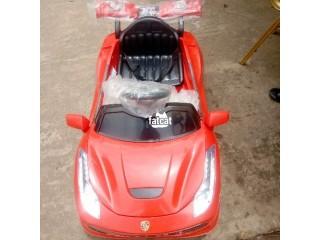 Kids Toy Ferrari Car