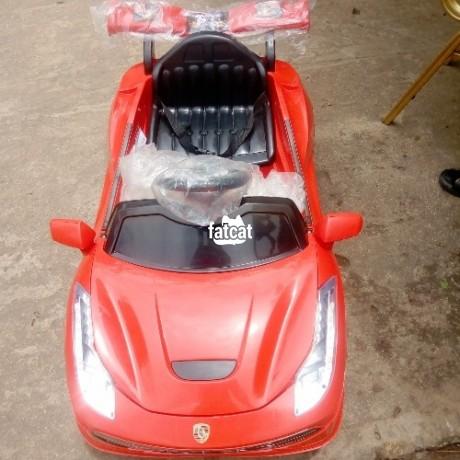 Classified Ads In Nigeria, Best Post Free Ads - kids-toy-ferrari-car-big-0