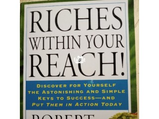 Riches Within Your Reach - Motivational Book