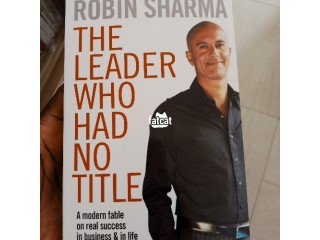The Leader Who Had No Title - Motivational Books