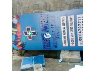 Quality and Clean Signage Service