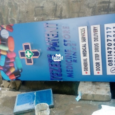 Classified Ads In Nigeria, Best Post Free Ads - quality-and-clean-signage-service-big-0