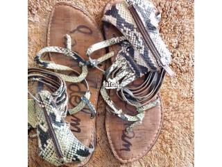 Very fine UK ladies sandals
