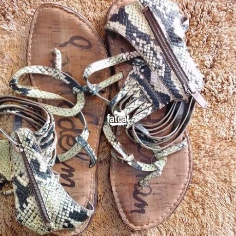 Classified Ads In Nigeria, Best Post Free Ads - very-fine-uk-ladies-sandals-big-0