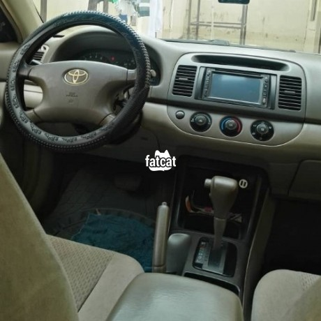 Classified Ads In Nigeria, Best Post Free Ads - used-toyota-camry-2003-big-2