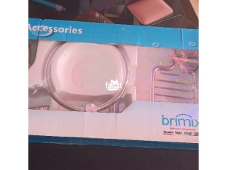 Complete and quality set of brimix toilet accessories
