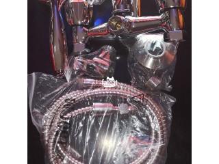 Complete set of G Belt shower mixer