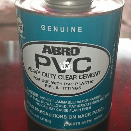 Classified Ads In Nigeria, Best Post Free Ads - genuine-big-abro-pvc-heavy-duty-clear-cement-gum-big-0