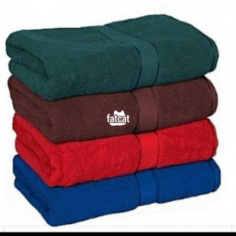 Classified Ads In Nigeria, Best Post Free Ads - large-bath-large-family-size-towels-big-1