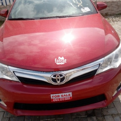 Classified Ads In Nigeria, Best Post Free Ads - used-toyota-camry-2013-big-0