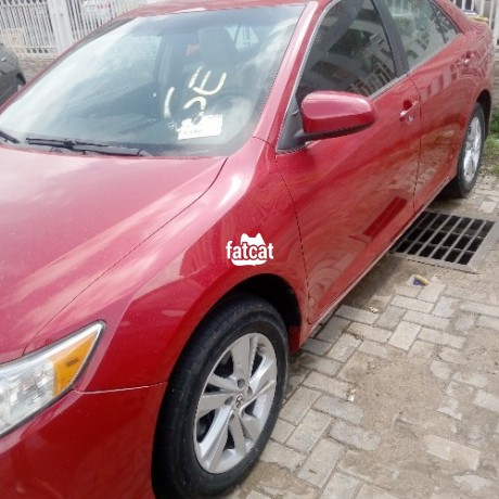 Classified Ads In Nigeria, Best Post Free Ads - used-toyota-camry-2013-big-1