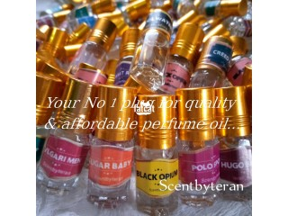Undiluted perfume oil for #300