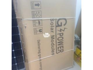 280watts solar panel