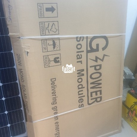 Classified Ads In Nigeria, Best Post Free Ads - 280watts-solar-panel-big-0