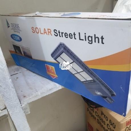 Classified Ads In Nigeria, Best Post Free Ads - 125watts-solar-flood-light-big-0