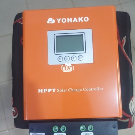 Classified Ads In Nigeria, Best Post Free Ads - 80amp-48v-mppt-charge-controller-big-0