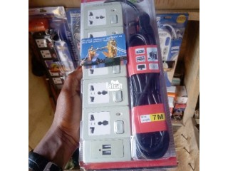 Extension Electric Socket