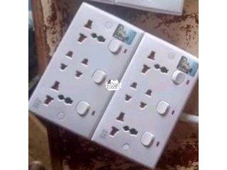 Electric Extension Sockets