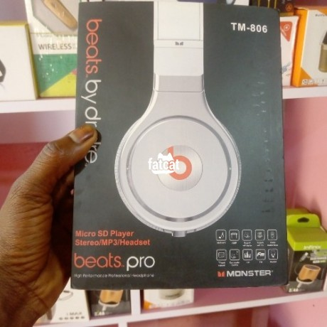 Classified Ads In Nigeria, Best Post Free Ads - micro-sd-player-stereo-mp3-headset-big-0