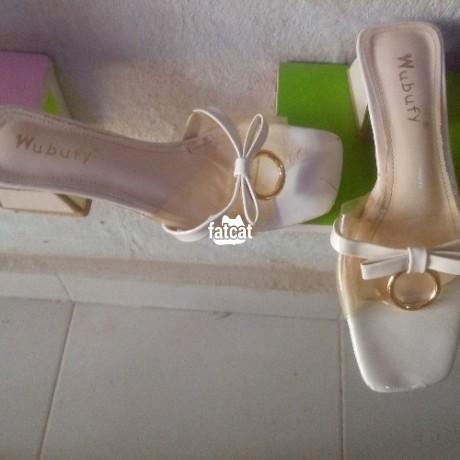 Classified Ads In Nigeria, Best Post Free Ads - uk-used-block-heel-ladies-easy-wear-shoes-big-0