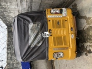 Used TVS 2019 Tricycle in Agege, Lagos for Sale