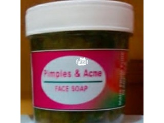 Face Soap for Pimples and Acne