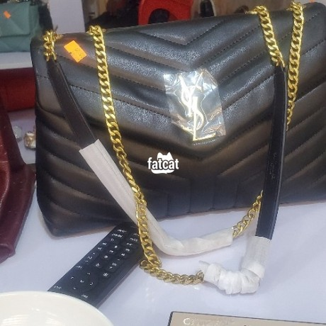 Classified Ads In Nigeria, Best Post Free Ads - ysl-original-and-high-quality-leather-bag-big-0